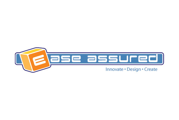 ease assured logo corporate design